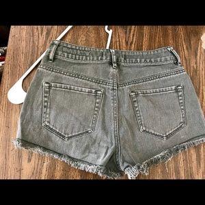 Bullhead Shorts - Bullhead High Wait shorts